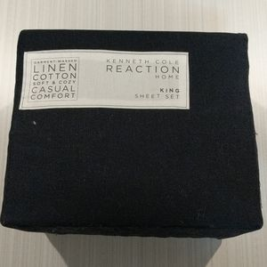 Kenneth Cole Reaction Home King Sheet Set